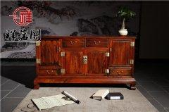 大红酸枝红木家具价格一般是多少 贵不贵
