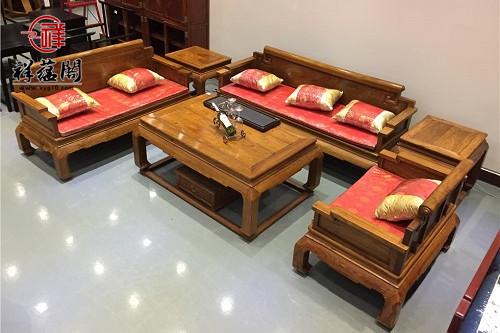 紫檀沙发好吗 紫檀沙发怎么样 新款紫檀沙发竟然要天价