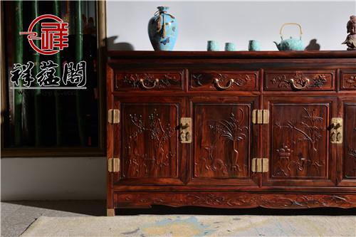 浙江东阳红木家具怎么样 最好的红木家具在东阳吗