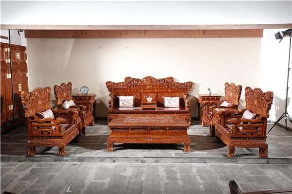 红木沙发价格在什么范围