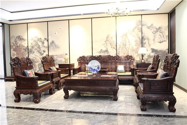 天津红木家具市场在哪里 天津最好的红木家具批发市场是哪个