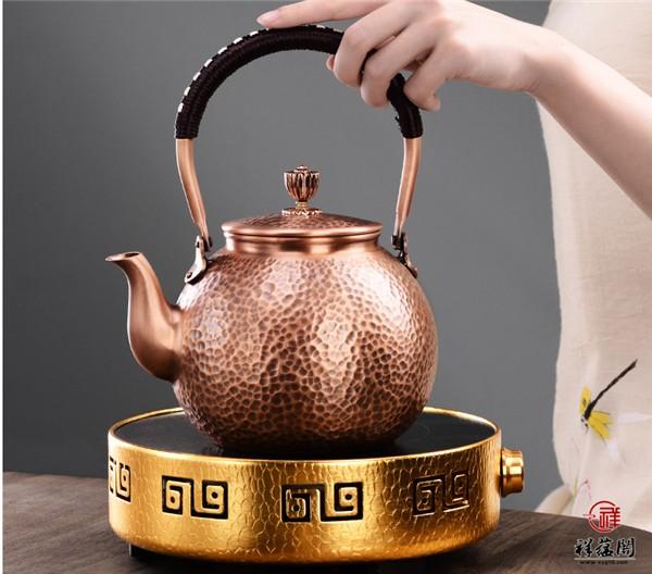 【铜壶】铜壶烧水的好处有哪些 铜壶发黑怎么快速清理更干净