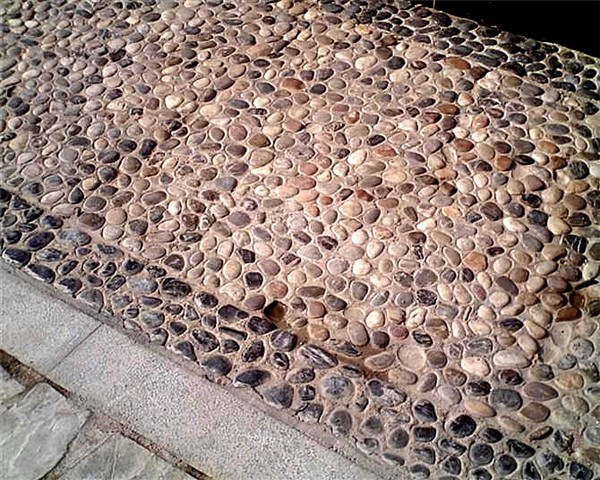 【水洗石】水洗石有哪些特点 水洗石应用场景以及路面施工