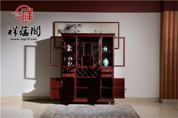 带你了解红木酒柜一般什么颜色