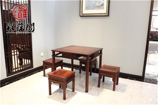 2019最新老挝红酸枝餐桌报价 老挝红酸枝餐桌的保养