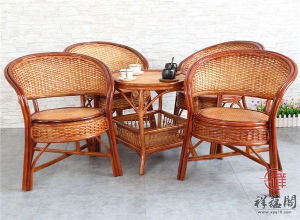 【竹藤椅】竹藤椅购买注意事项以及护理修理常识