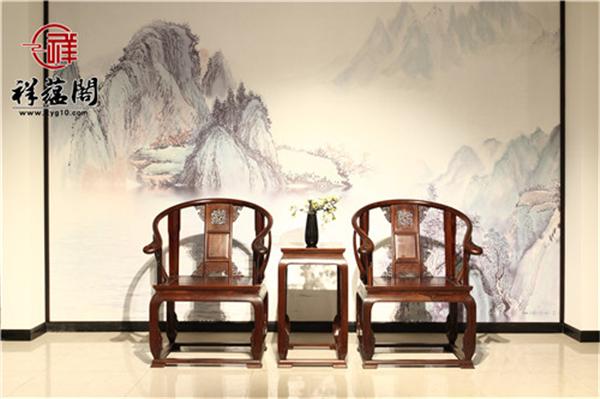2019最新大红酸枝皇宫椅参考价格 大红酸枝皇宫椅的鉴别方法