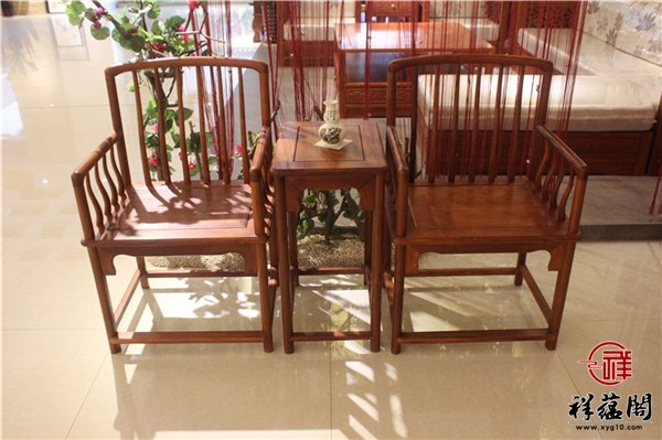 2019最新缅甸花梨木圈椅报价 缅甸花梨圈椅的鉴别方法