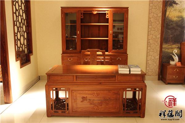 2019最新缅甸花梨木书柜价格 缅甸花梨木书柜的保养须知
