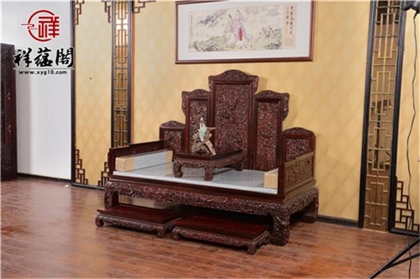 2019最新红酸枝木贵妃椅价格 红酸枝木贵妃椅的选购技巧
