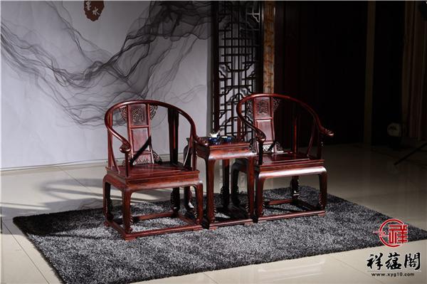 花梨皇宫椅怎么样 海南黄花梨皇宫椅怎么分辨真假
