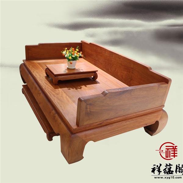 2019红木贵妃椅图片欣赏以及红木贵妃椅价格表