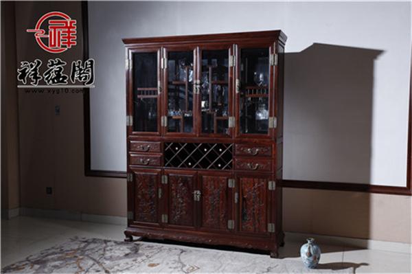2019红木酒柜图片欣赏以及红木酒柜价格表