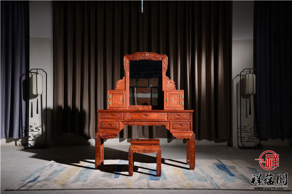 【梳妆台尺寸】梳妆台椅子常规标准尺寸是多少 卧室梳妆台尺寸标准