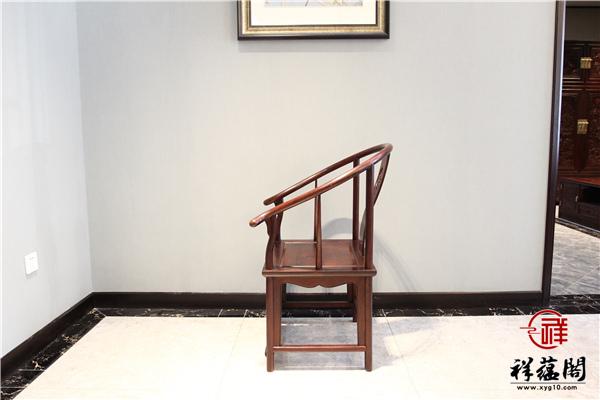 圈椅靠背有什么特点 圈椅靠背结构特点及雕刻