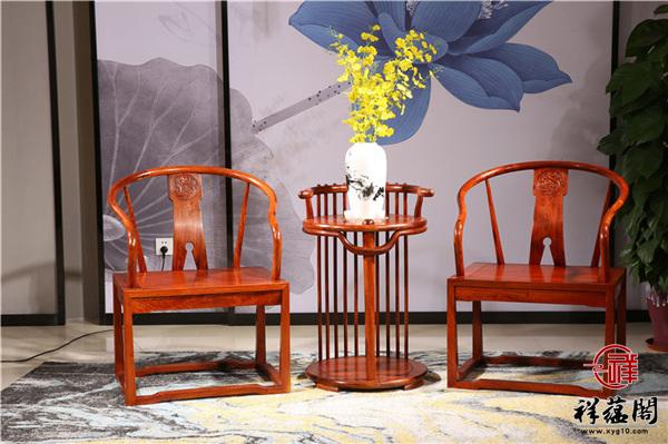 2021红木家具圈椅价格及图片欣赏【最新】