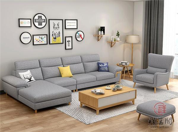 【布艺沙发组合】客厅布艺沙发组合 客厅布艺沙发组合的价格以及清如何洗