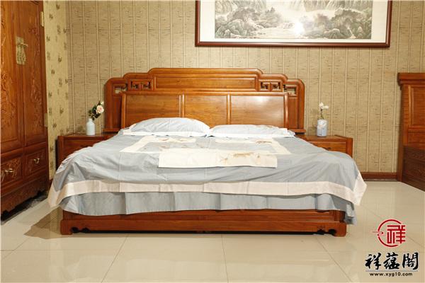 红木床用什么床垫最好