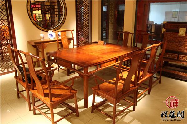 红木茶桌图片价格