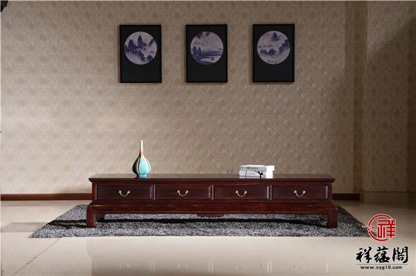 购红木电视柜有什么需要注意的事项吗