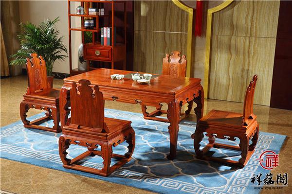 红木家具红木茶几常见的尺寸