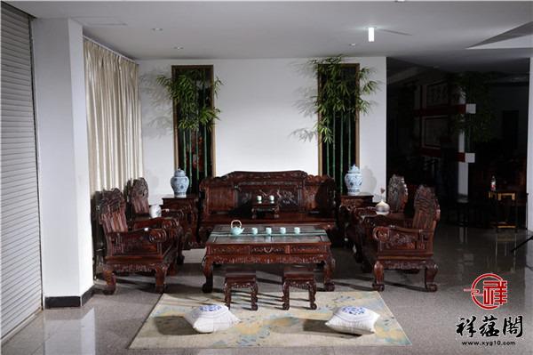 木色生香红木沙发价格及木色生香沙发图片欣赏