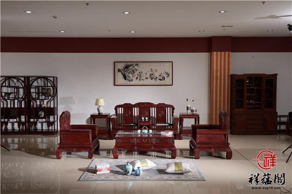 福与天齐红木沙发价格及福与天齐沙发图片欣赏