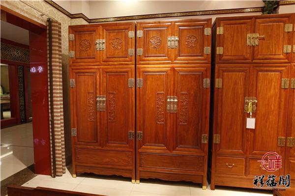 红木顶箱柜是什么 红木顶箱柜介绍