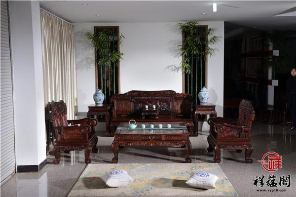 四季平安红木沙发价格及四季平安沙发图片欣赏
