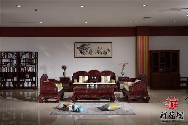 庆云跃日红木沙发价格及庆云跃日沙发图片欣赏