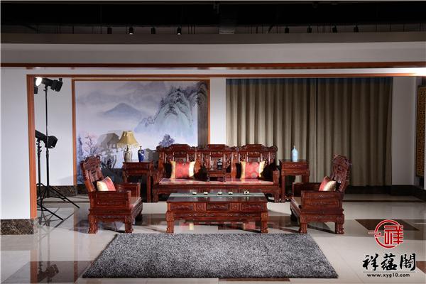 锦上添花红木沙发价格及锦上添花沙发图片欣赏