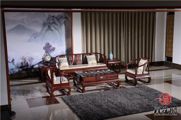 象头如意红木沙发价格及象头如意沙发图片欣赏