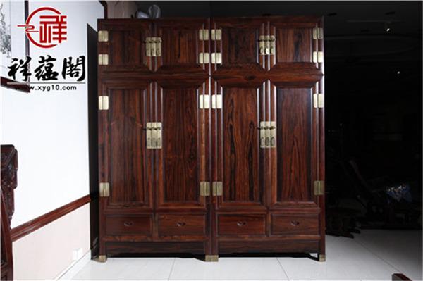 红木顶箱柜尺寸有哪些及红木顶箱柜价格