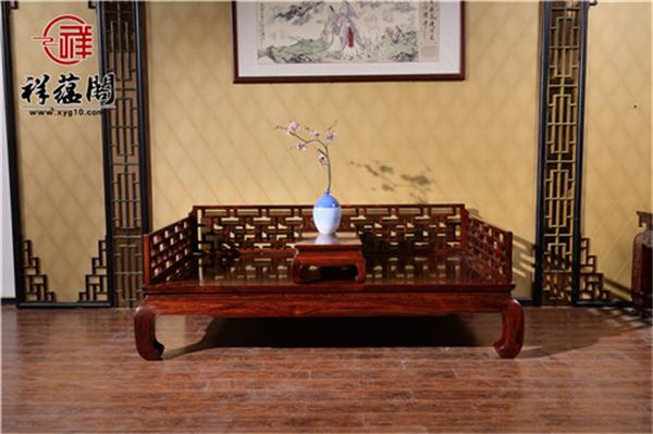 红木贵妃椅的尺寸及红木贵妃椅的尺寸选择