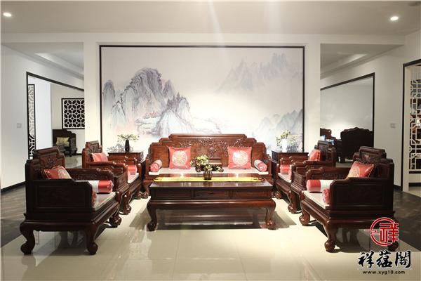 红木真皮沙发怎么保养 难吗