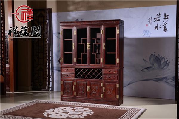 2019最新中式红木酒柜的价格