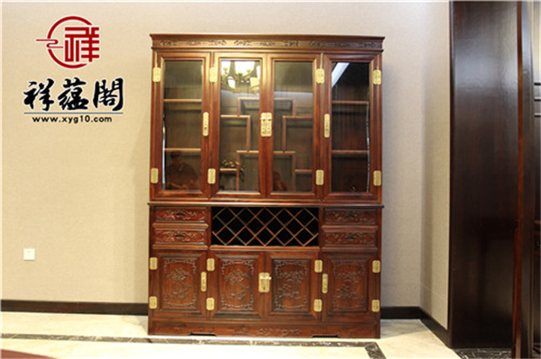 2021最新中式红木酒柜的价格