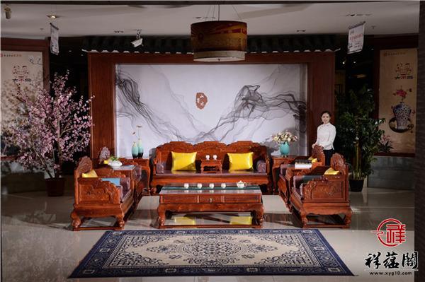 双人位红木沙发尺寸 双人位红木沙发尺及图片欣赏