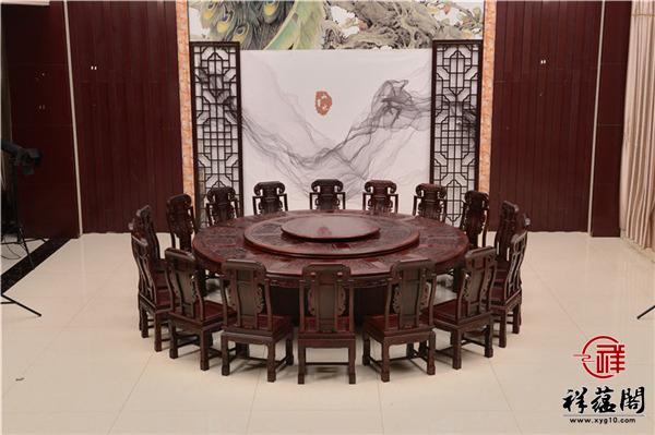 1米38红木餐桌价格及1米38红木餐桌图片欣赏
