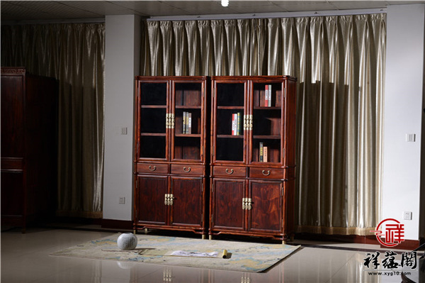 专家看了都说好的红木书柜三件套介绍