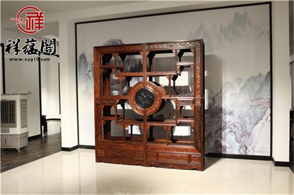红木家具博古架的尺寸一般都是多少的