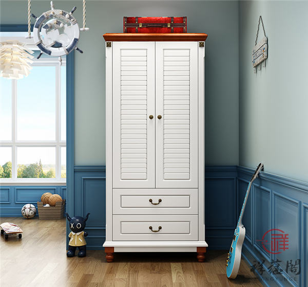 【二门衣柜】二门衣柜有哪些种类 二门衣柜怎么选购