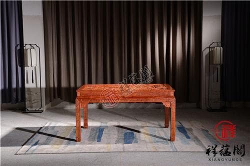 黄花梨木家具 黄花梨木餐桌椅