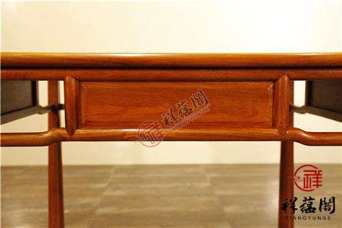 缅甸花梨木家具 缅甸花梨木茶桌椅