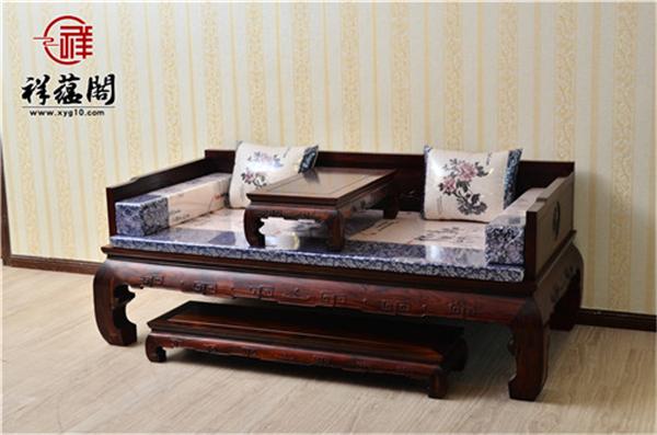 巴里黄檀红木贵妃椅价格及图片欣赏