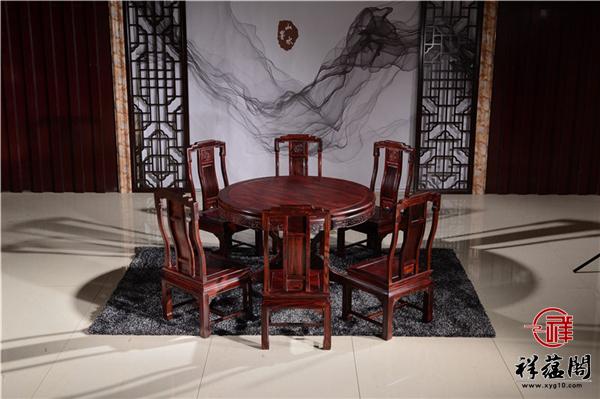 红木桌椅板凳有哪些分类 红木桌椅的好处