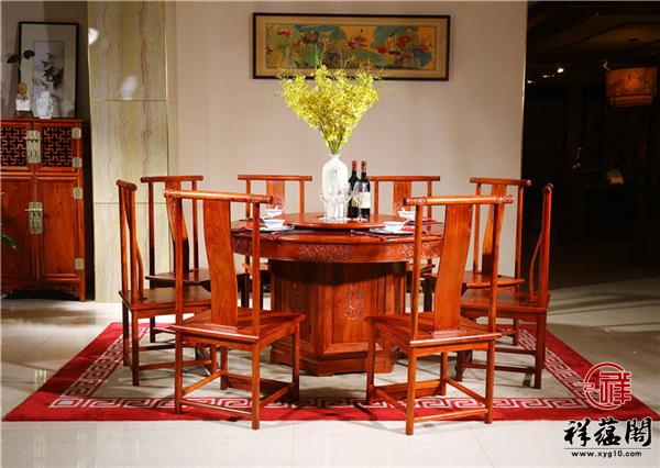 专家推荐的明清时期的红木桌椅介绍