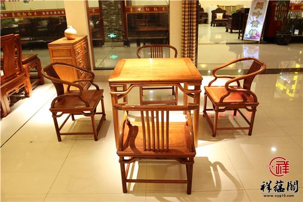 专家整理的常见红木餐椅尺寸大全