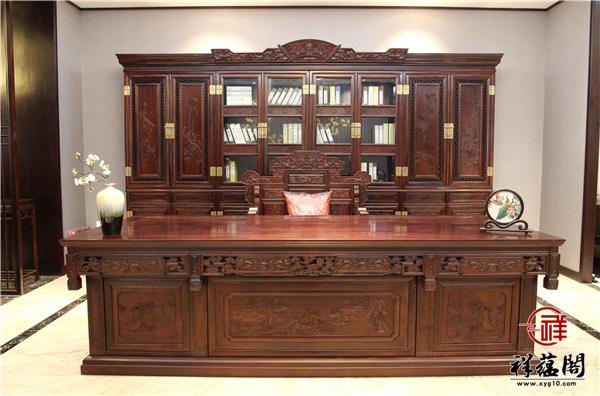 红木书柜配什么家具比较好看 有什么讲究吗