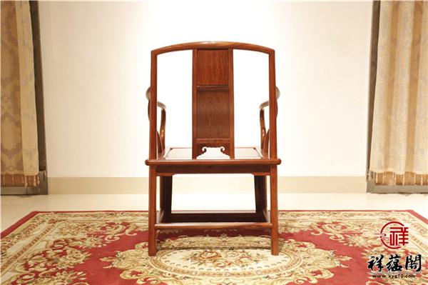 圈椅结构 圈椅的历史及圈椅的样式